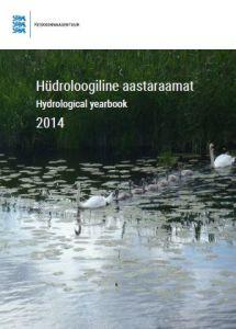 Hüdroloogia aastaraamat 2014 kaanepilt