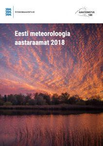 Eesti meteoroloogia aastaraamat 2018