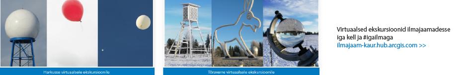Virtuaalne ekskursioon ilmajaamas