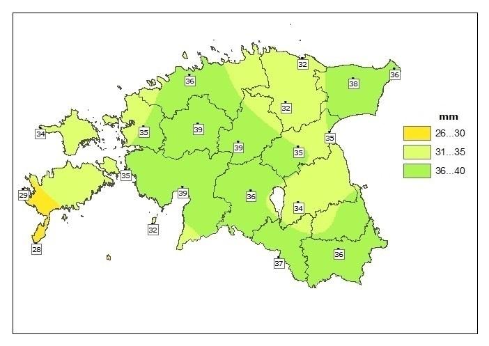 precipitation_1961-1990_04