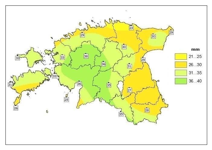 precipitation_1961-1990_03