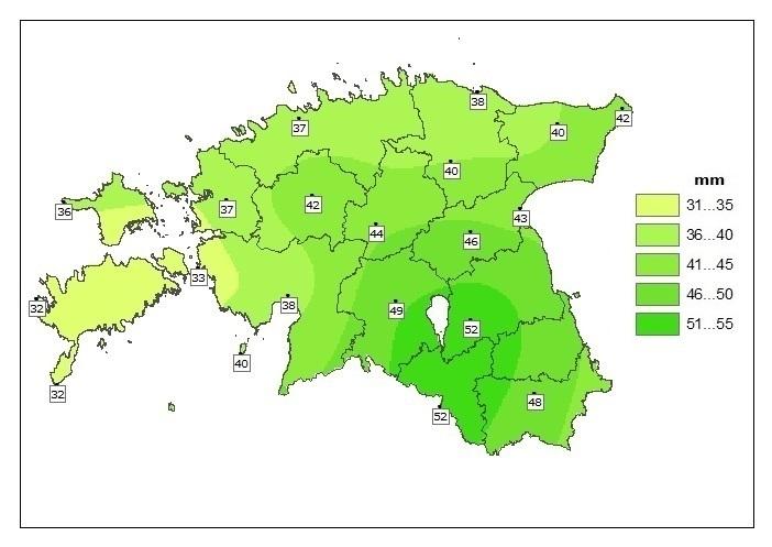 precipitation_1961-1990_05