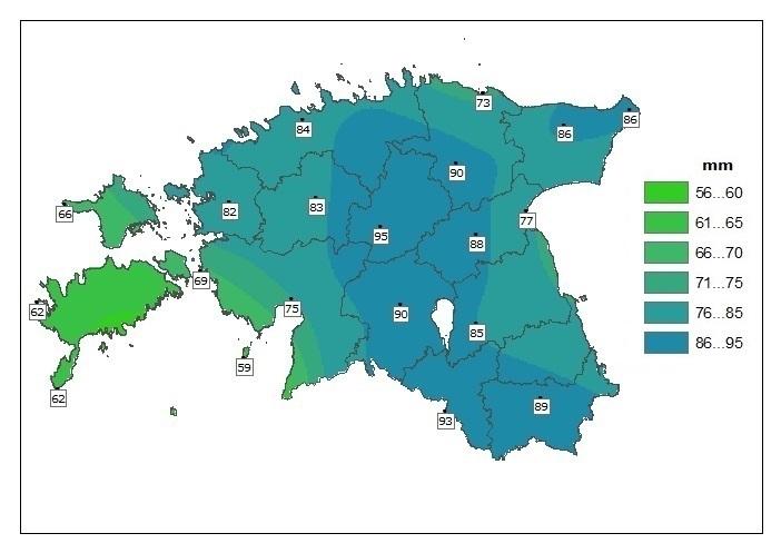 precipitation_1961-1990_08